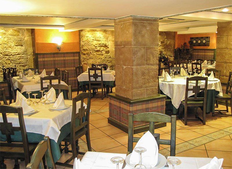 El restaurante - Restaurante Vega