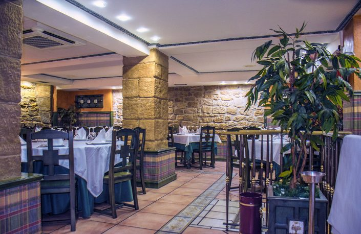 Comedor primera planta-Restaurante Vega