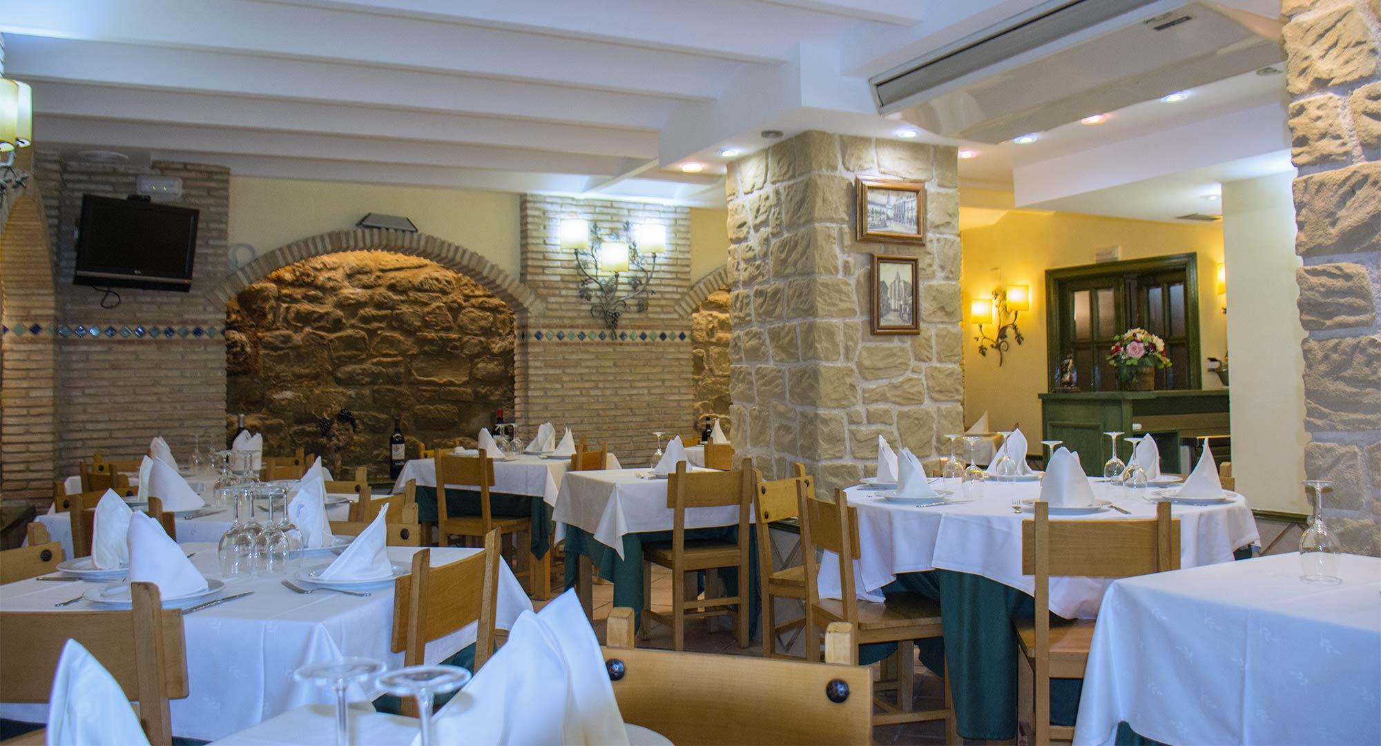 Nuevos comedores reformados - Restaurante Vega