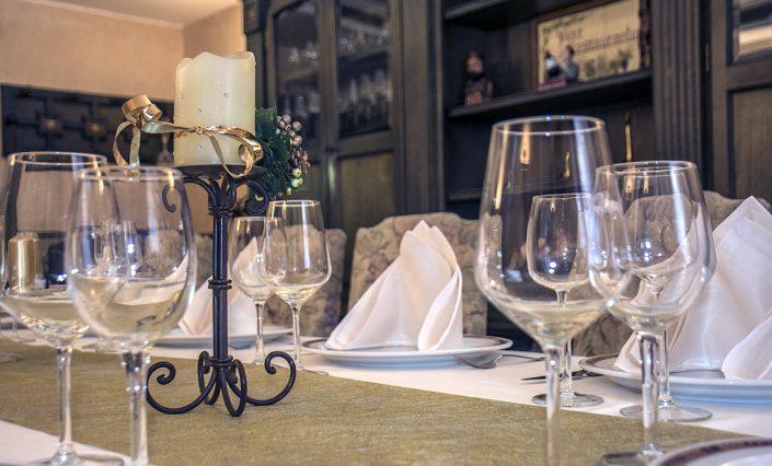 Comedor privado-Restaurante Vega