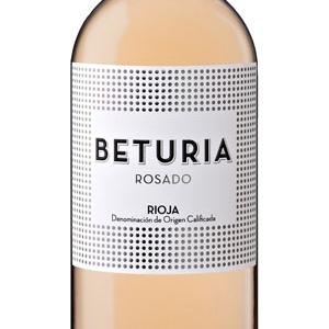 Vino rosado joven-Beturia (botella)