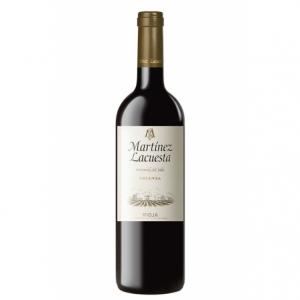Vino crianza-Martínez Lacuesta (botella)