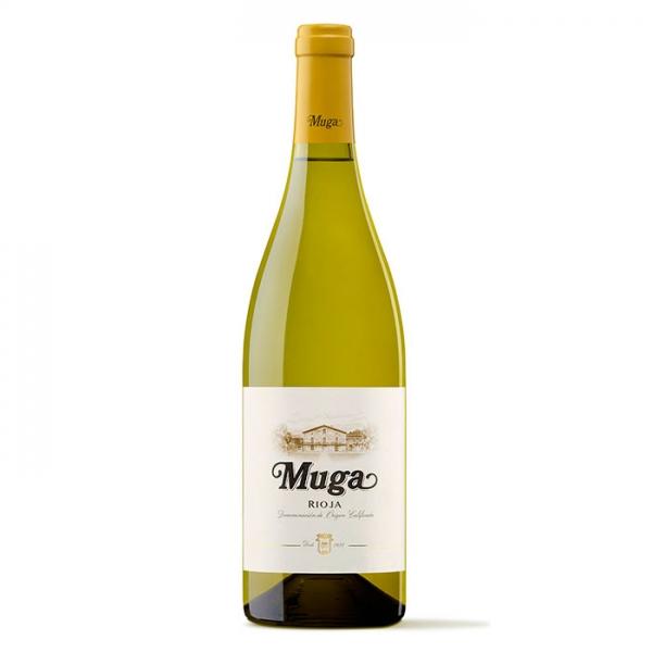 Vino Blanco-Muga (Botella)